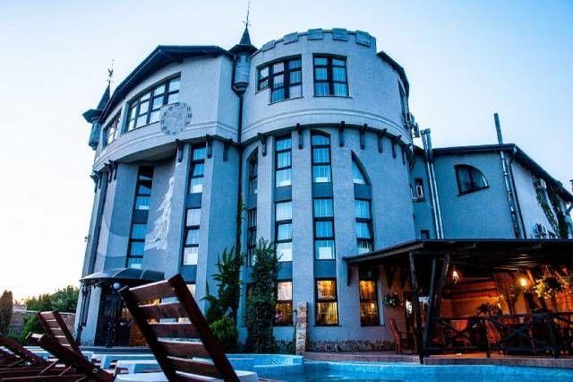 Продам гостиницу в Черноморке