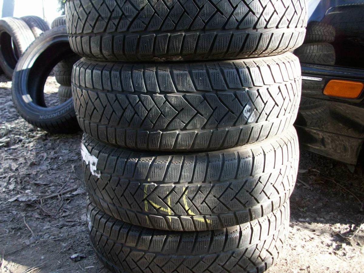 R16C Комплект Резина зимняя бу 195/60 R16C Dunlop SP Winter Sport M2