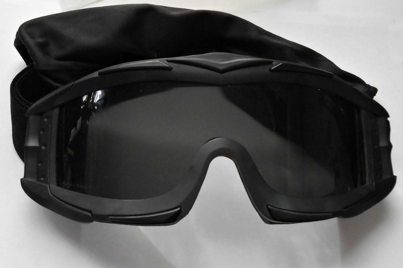тактические очки новые с чехлом