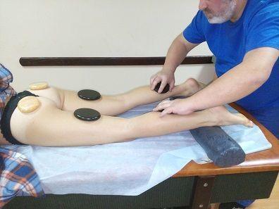 Стоунтерапія (масаж камінням)