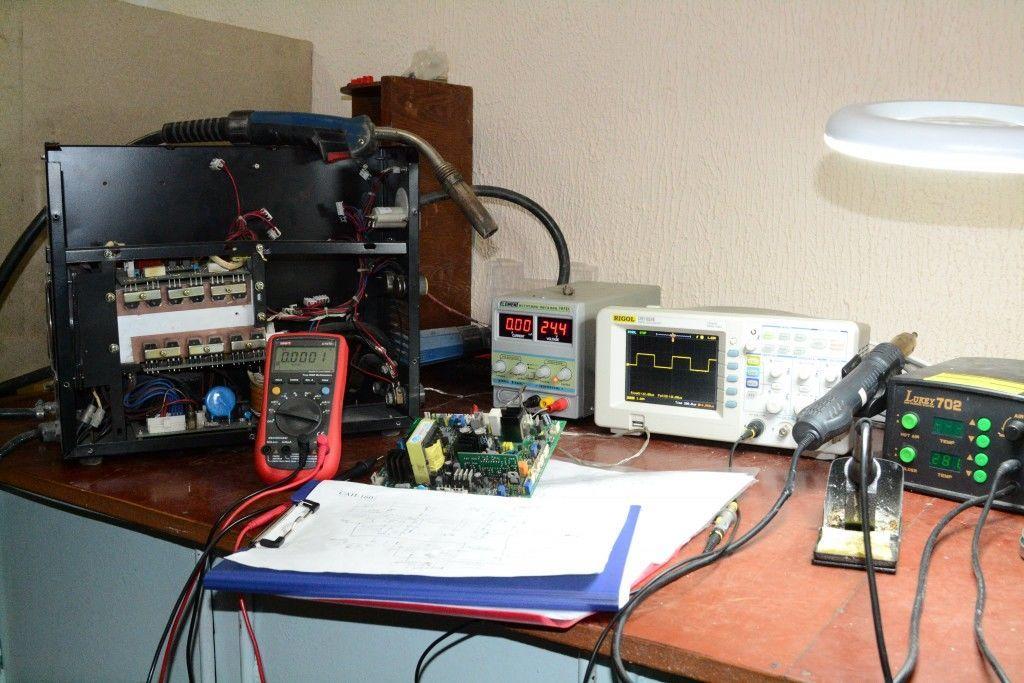 Ремонт инверторных сварочных аппаратов from ремонт бензиновый генераторов