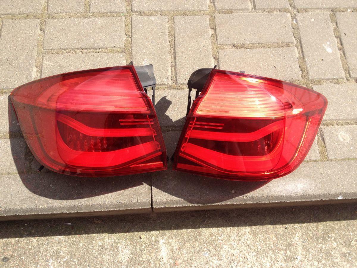 Задние фонари ( правый левый ) Bmw БМВ F30 2011-2014