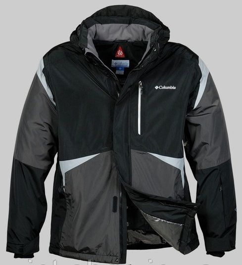 4896186c0d20 Мужская зимняя куртка Columbia