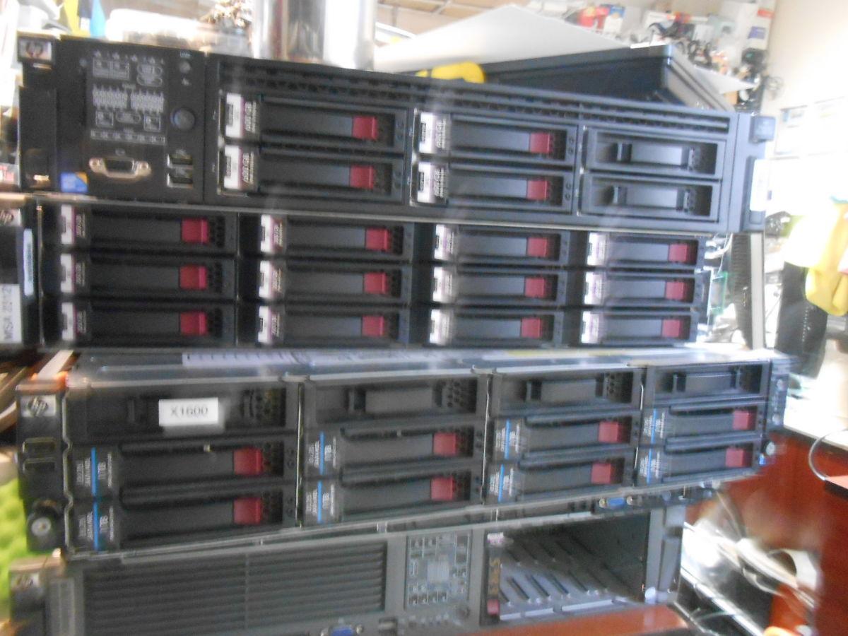 Продам недорого сервер HP DL360 G6 dual six core x5660(2 83)