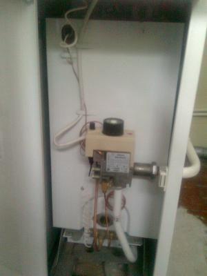 Ремонт газовых котлов, колонок, конвекторов в Черкассах