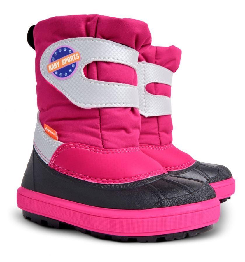 ... Дитяче взуття Київ · Для дівчаток Київ. Детские зимние сапоги DEMAR  Baby Sports A 14ff502682817