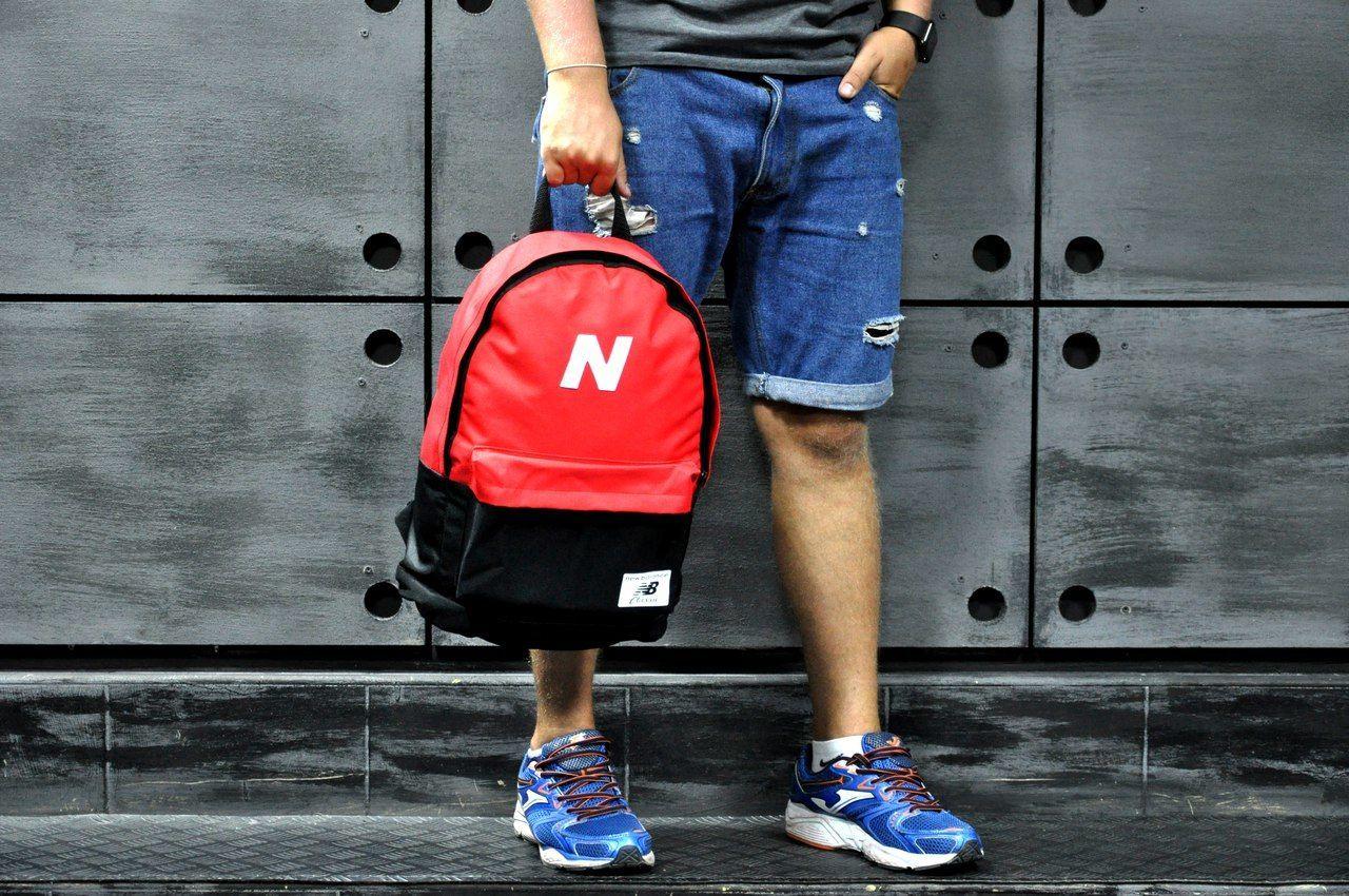 Спортивный молодежный рюкзак New Balance, Портфель Нью Беланс  250 ... 6b1822465c9