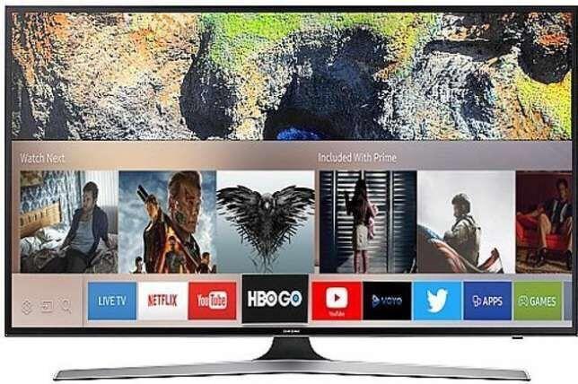 Телевизор Samsung UE55MU6402,UE55M6372, UE75MU6172,