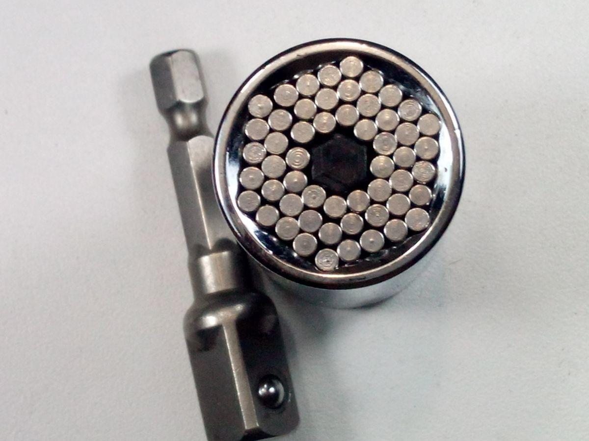 Ключ торцовый универсальный Gator Grip 7-19 мм