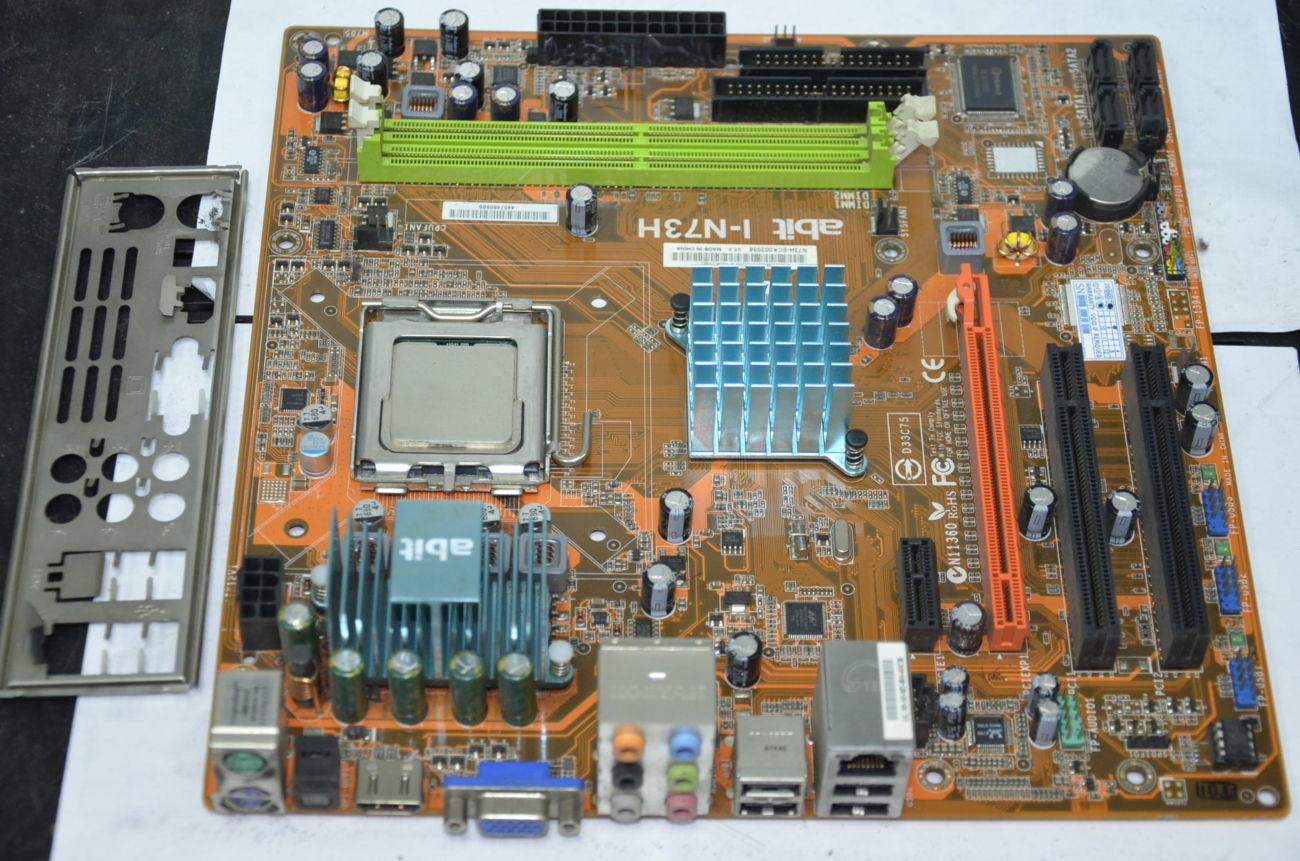 Driver for Abit I-N73H Nvidia RAID