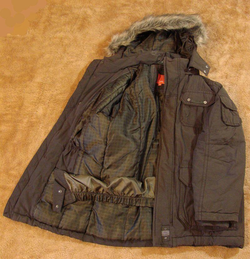 Зимняя куртка s.Oliver (М 152)  350 грн. - Куртки та пуховики Київ ... be5fdfcbeaf47