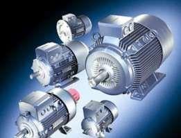 Электродвигатель 4АМ-200-М2.  37 кВт. 3000 об.м.