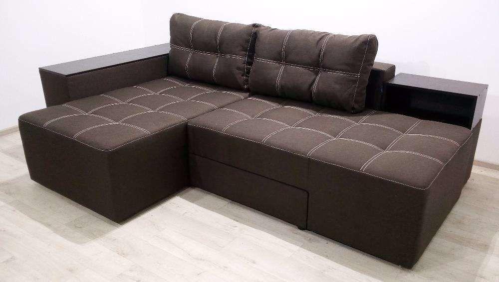 стильный угловой диван домино ля 2 новые от фабрики 8 900 грн