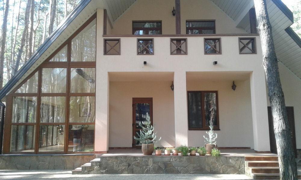 Продам жилой новый дом в Песчанке в сосновом лесу