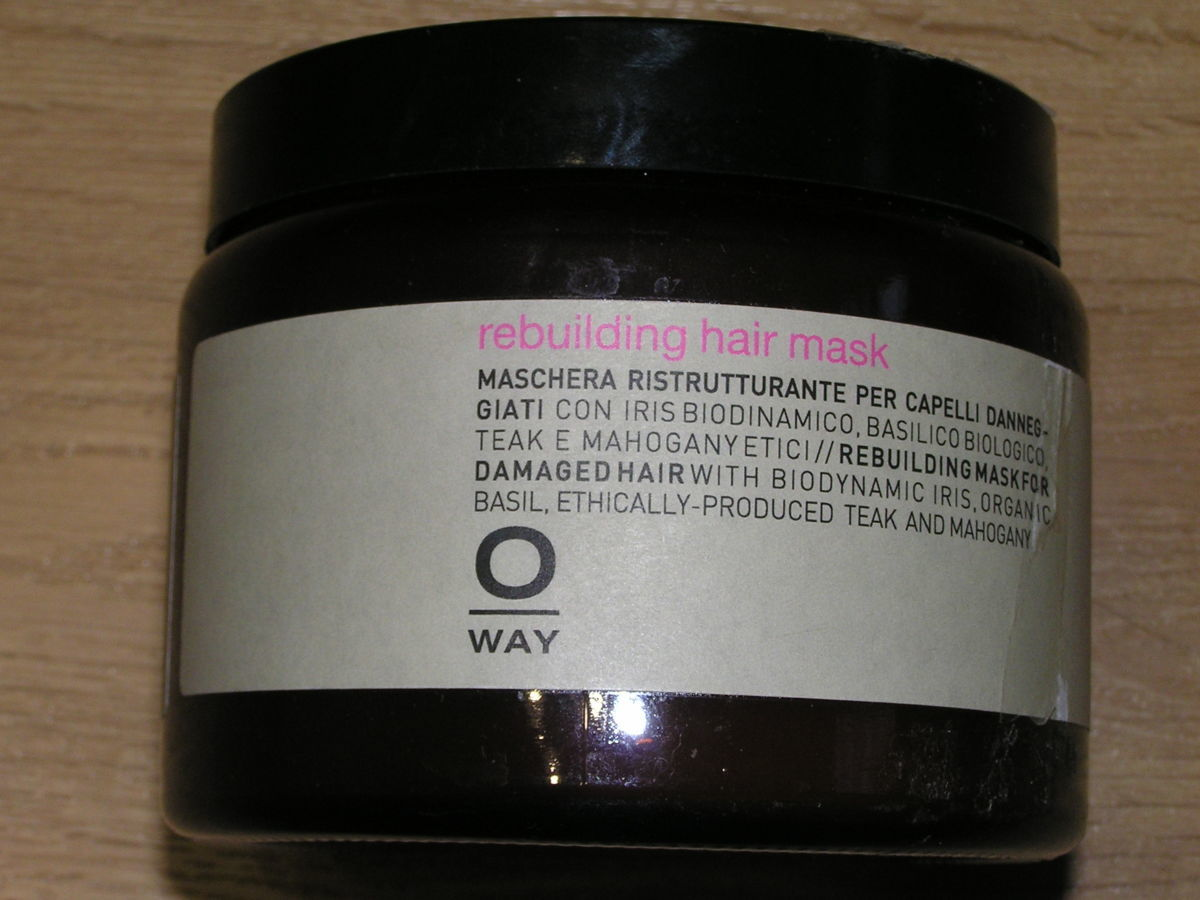 OWAY Rebuilding hair mask