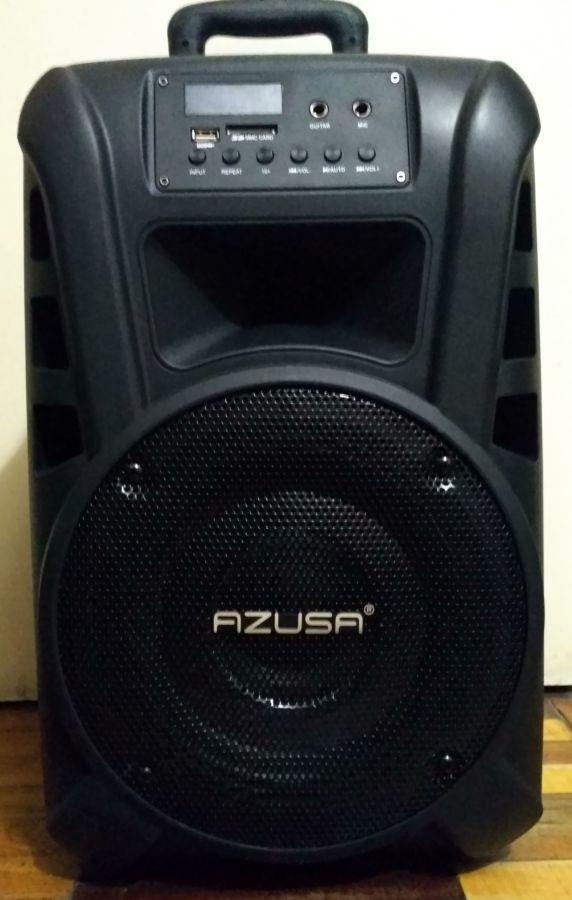 AZUSA аккумуляторная колонка с усилителем