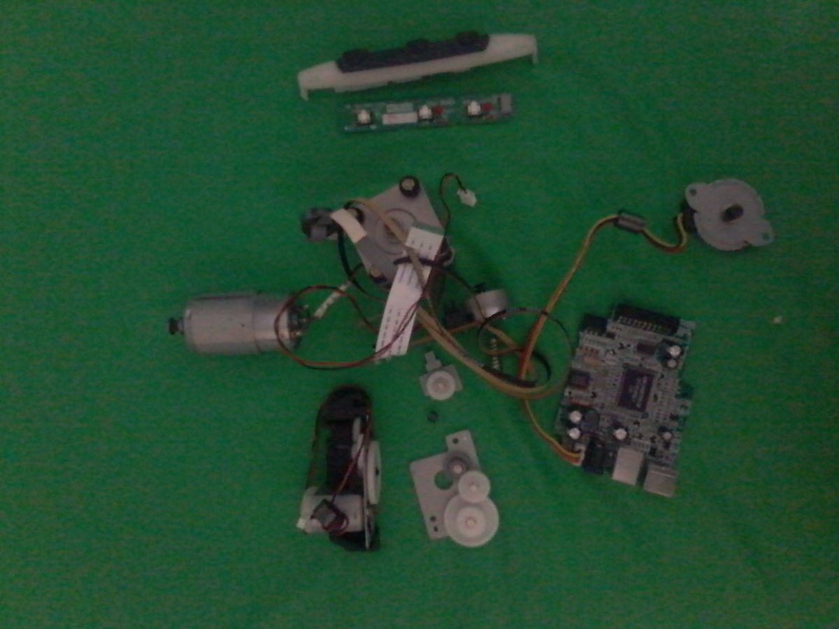 Набор шаговых электродвигателей к принтеру Эпсон