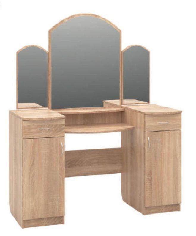 Туалетный столик, Трюмо-2 ДСП РТВ Мебель от МАКСиДАН