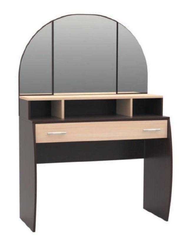 Туалетный столик, Трюмо-10 ДСП РТВ Мебель от МАКСиДАН