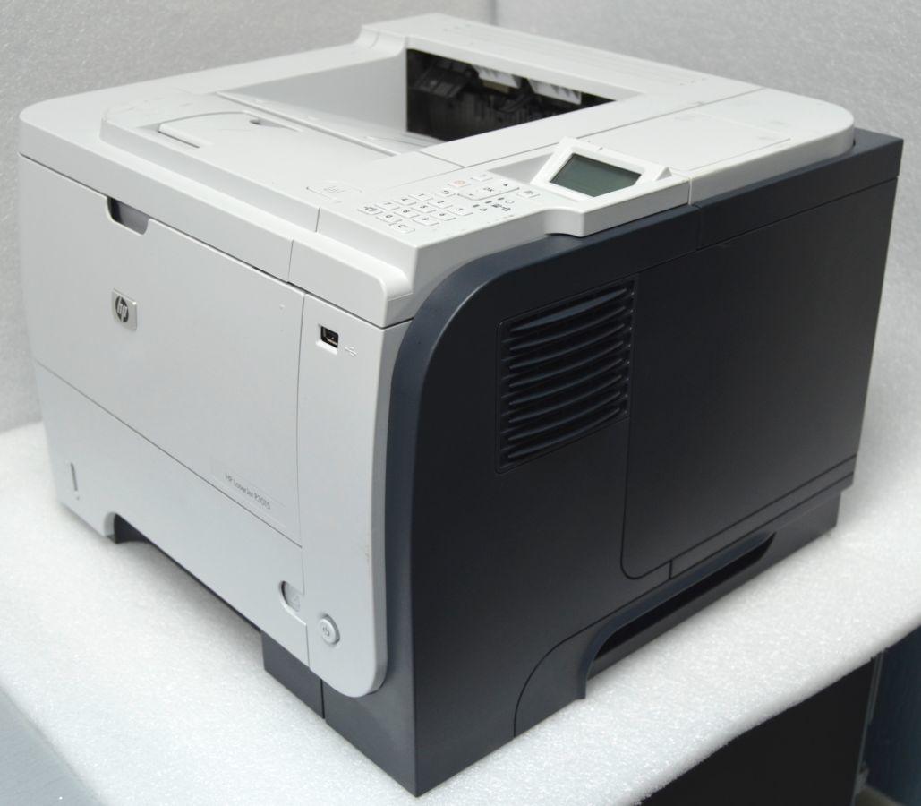 Принтер HP LaserJet P3015 DN/Гарантия/Опт/