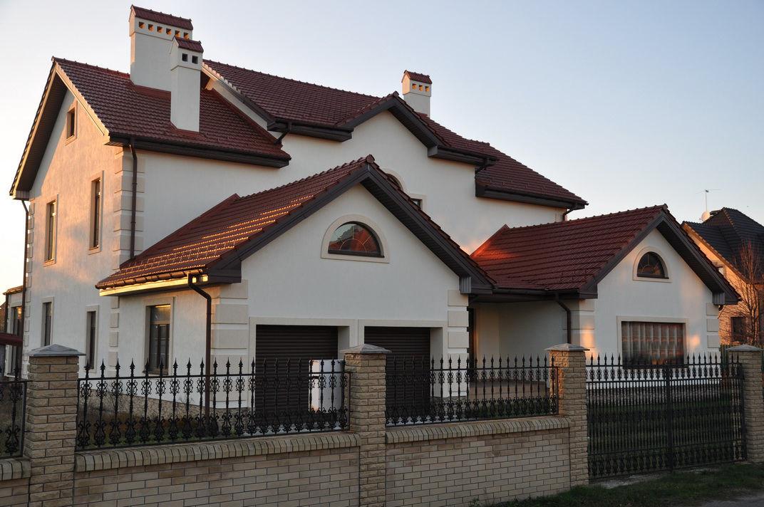 Продам новий будинок 464 кв. м. в с. Вишеньки в котеджному містечку