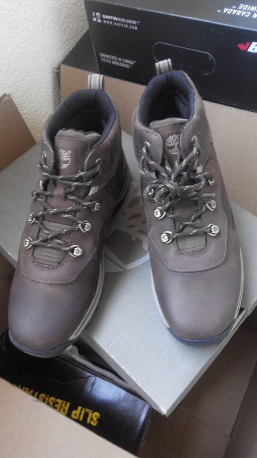 Дитячі черевики Timberland Kids White Ledge Lace Hiker  1 300 грн ... a1c6e7c13a2df