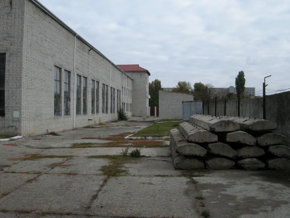 Производственно-складские помещения, Смела