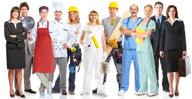Офіційне працевлаштування в Європі.