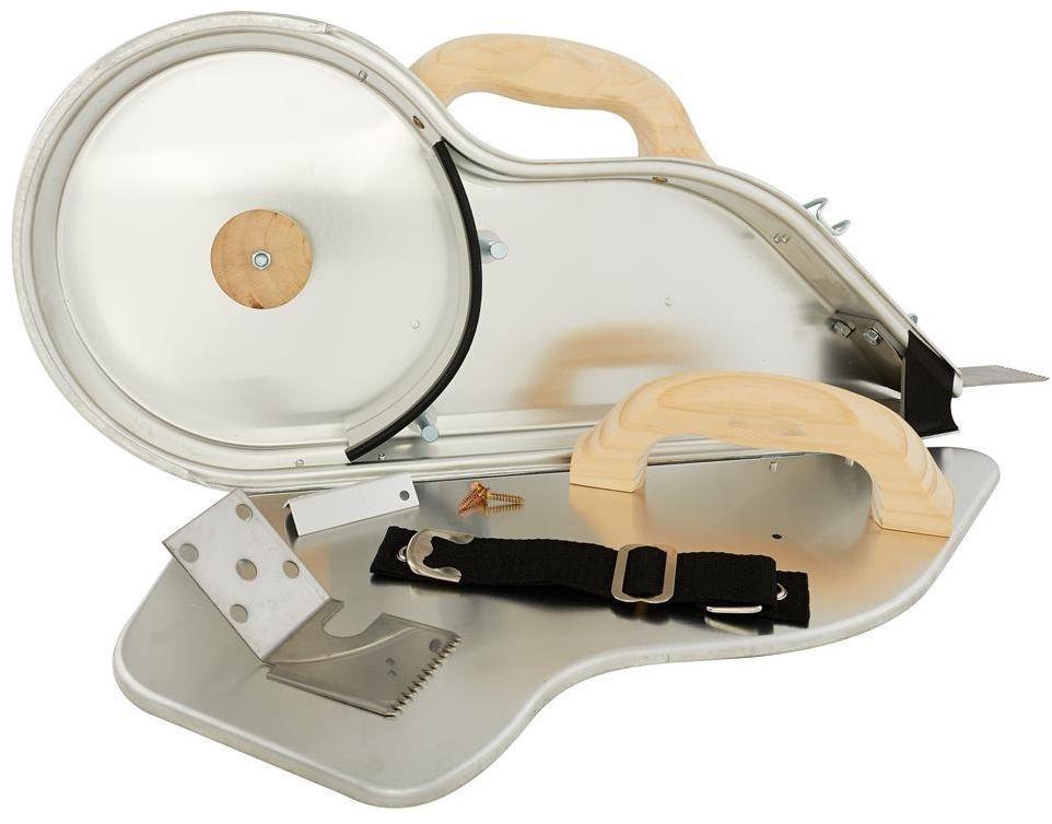 Банджо - для быстрой наклейки ленты на швы гипсокартона