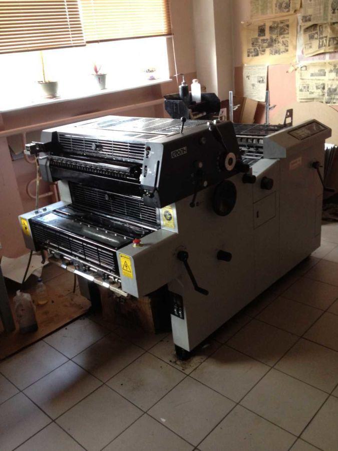 продам печатный станок - 3