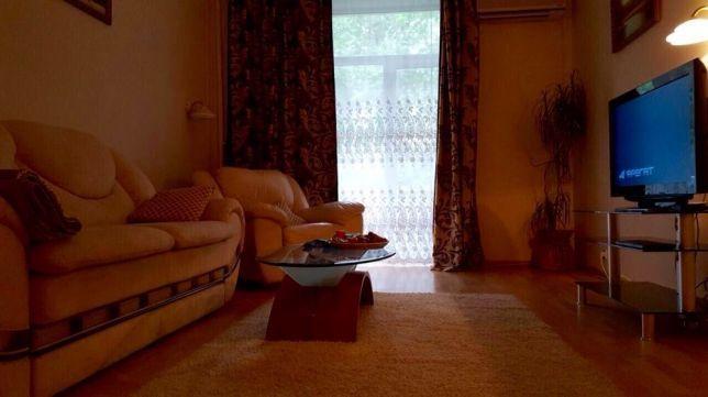 Сдам 2-х комнатную квартиру в Центре, напротив парка Глобы. Евро.