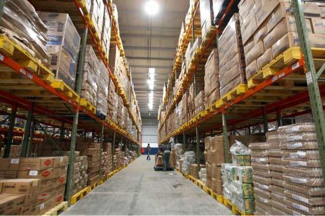 Производственно-складская база в г. Днепропетровск