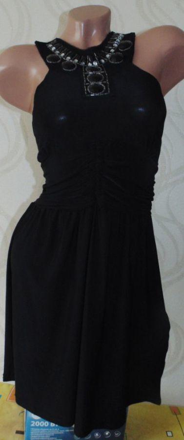 Нарядное платье 46-48р.Новое!