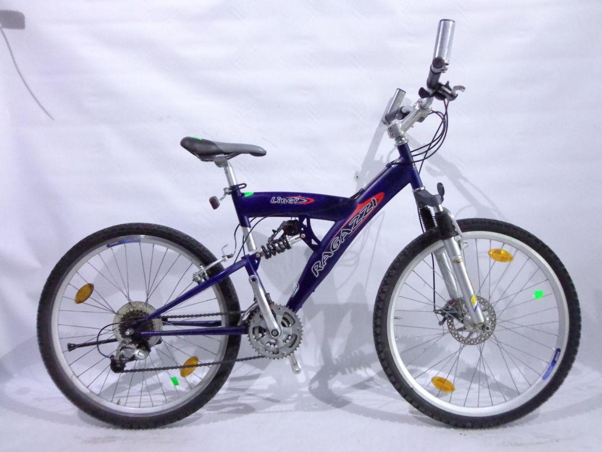 Велосипед з Германії б у Ragazzi Liner 26 M7 / На шімано Deore!