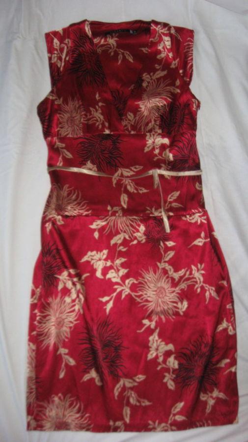 Элегантное вечернее платье в восточном стиле Vipart
