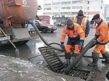 Чистка засоров в канализационных системах промышленных предприятий