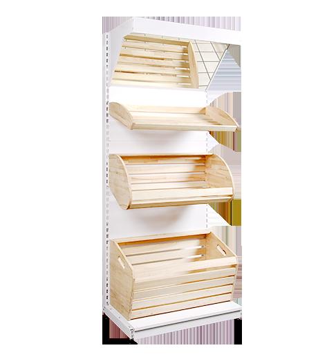 Стелаж хлібний приставний,стеллаж хлебный приставной 1600*950 мм