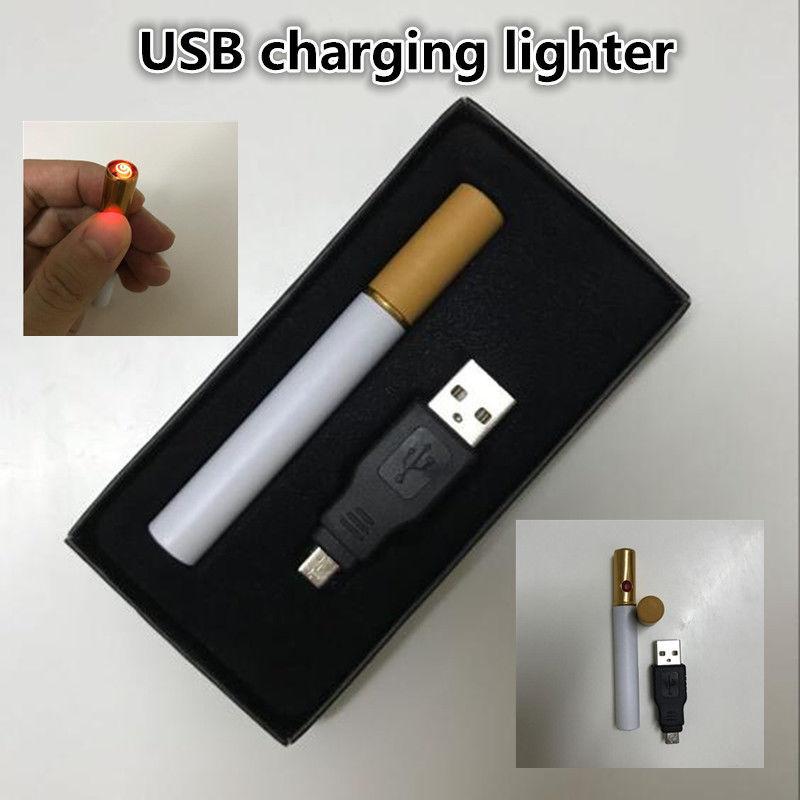 Электронная USB зажигалка Скидка