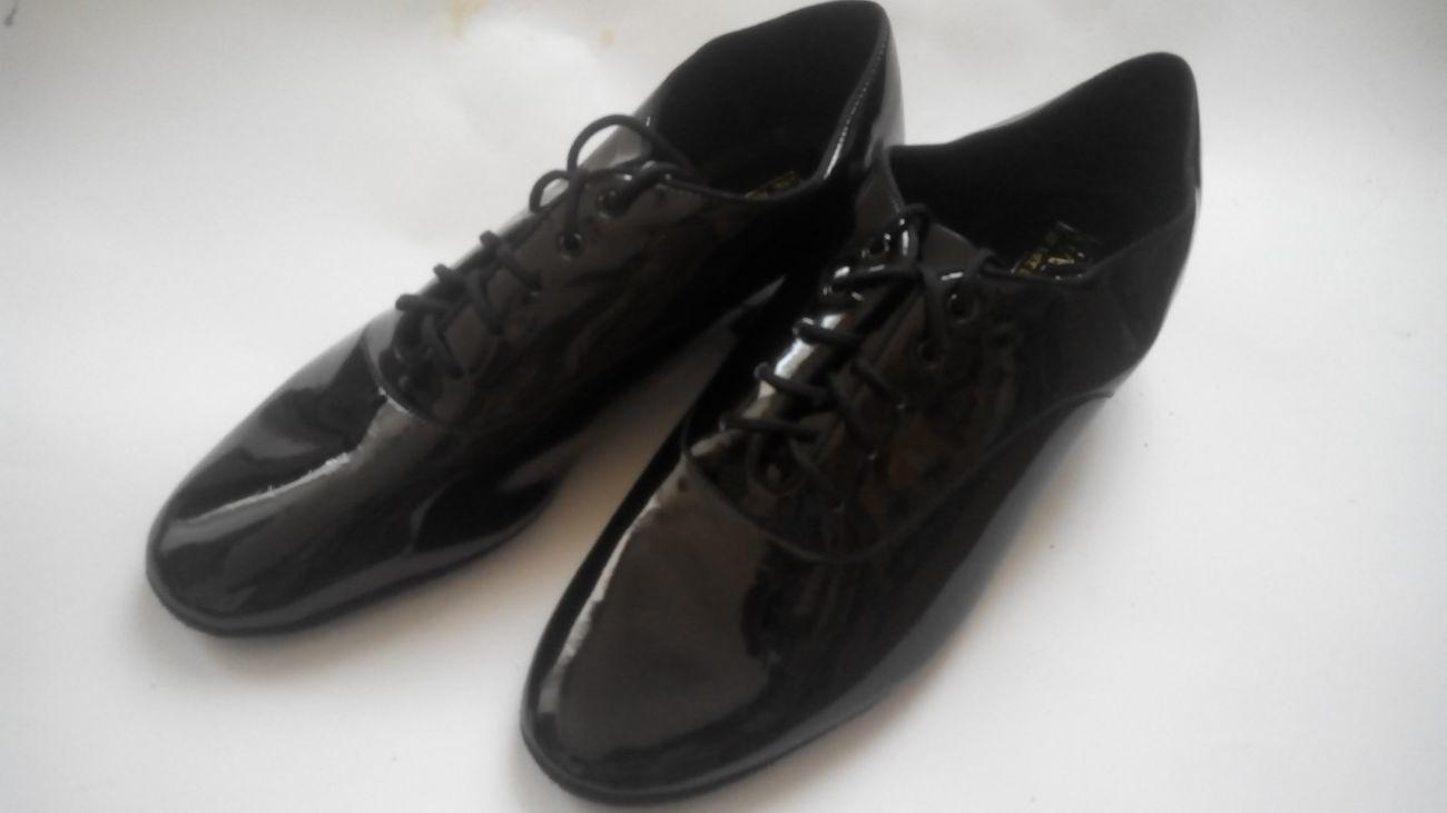 Туфли танцевальные мужские для танго