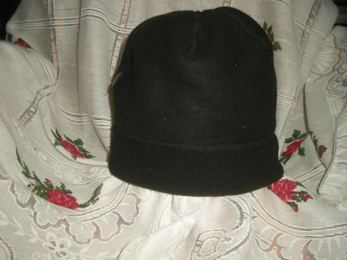 """Супер шапка""""heat machine"""",57см.теплая,черного цвета."""