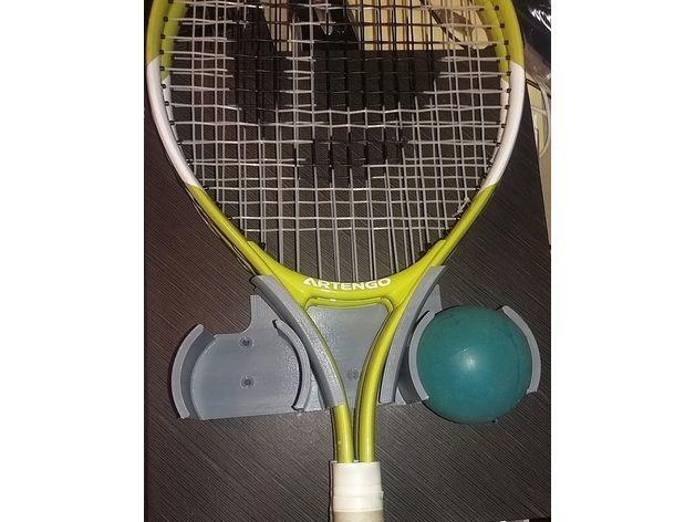 Продам вешалку для хранения ракеток и шаров для тенниса