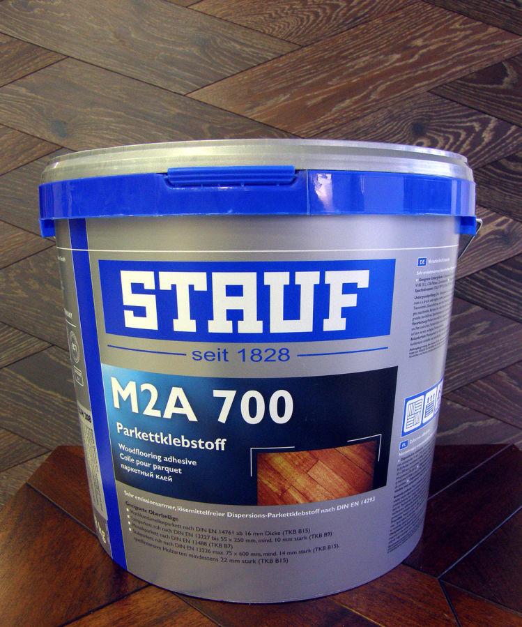 Клей для паркета Stauf M2A-700
