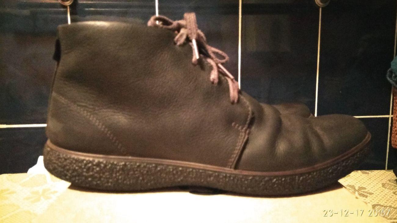 e2306d11 Мужские демисезонные ботинки Ecco (45 р.) б/у: 700 грн. - Ботинки ...