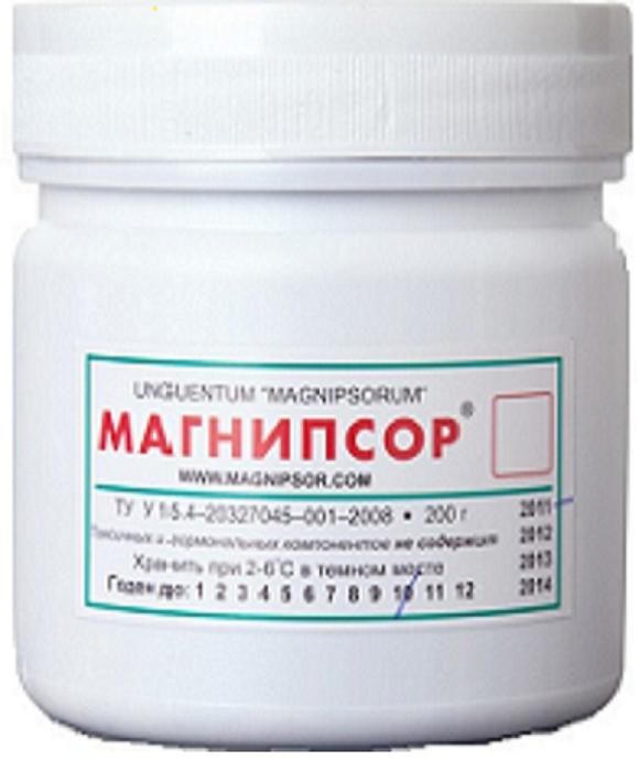 Магнипсор - эффективная мазь от псориаза.Не содержит гормонов ...