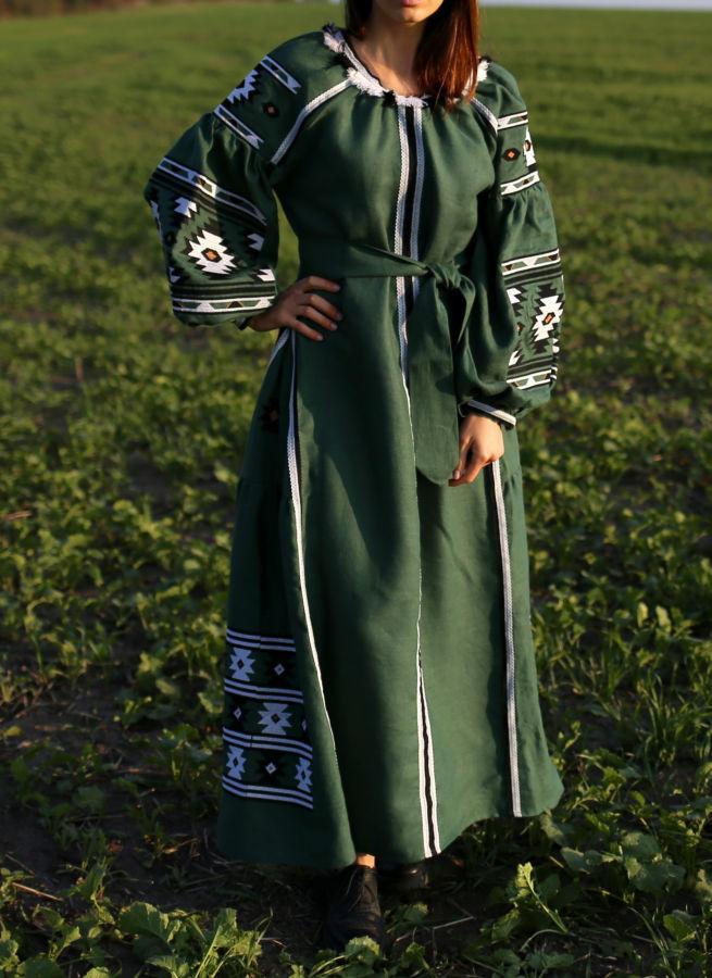 Сукня вишита 16f6bf859ce54