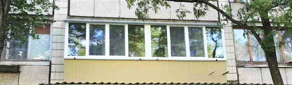 Цена на окна. купить пластиковые окна на балкон Буча, обустройство