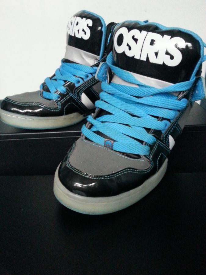 54f9d1c5 Продам кроссовки мужские Osiris 41р: 700 грн. - Спортивная обувь ...