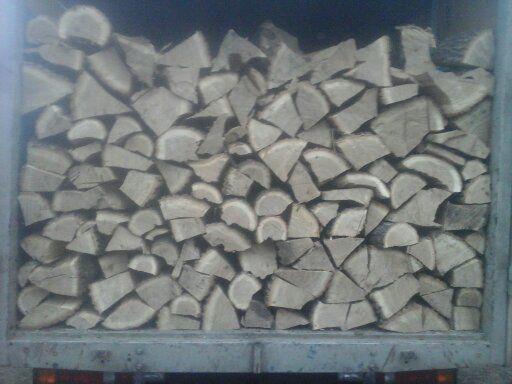 Дубовые дрова