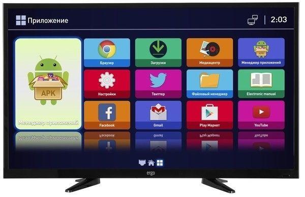 smart tv ERGO 32