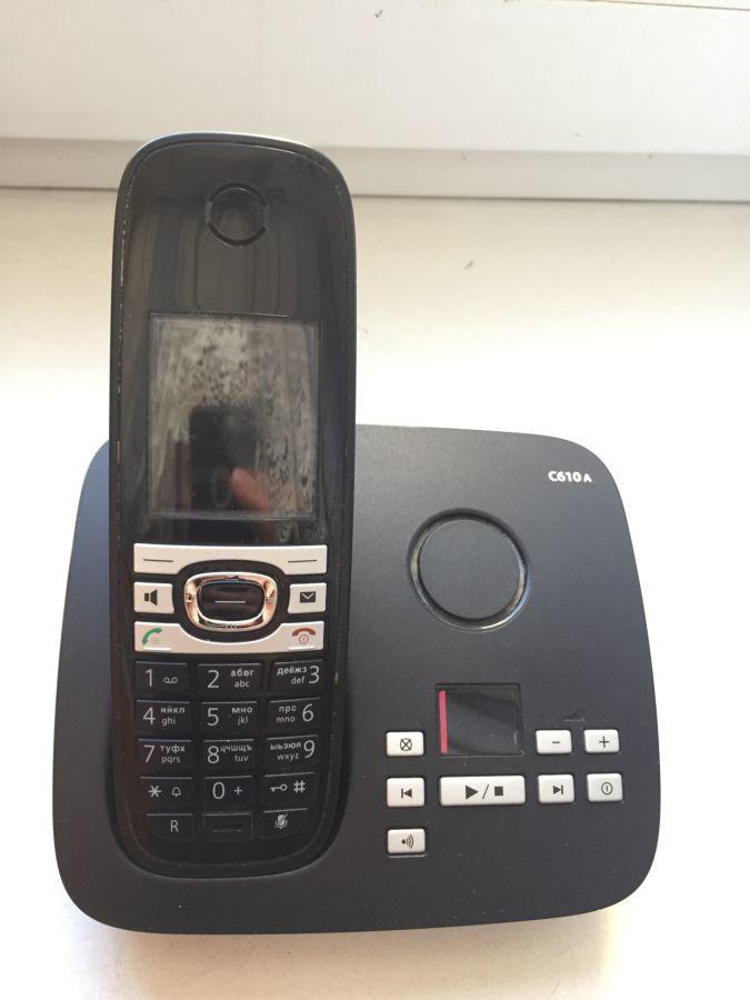 Ремонт телефона сименс gigaset - ремонт в Москве мобилс